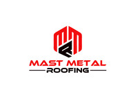 Mast Metal Roofing Logo - Entry #235