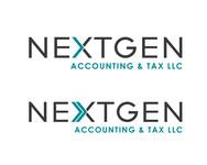 NextGen Accounting & Tax LLC Logo - Entry #8
