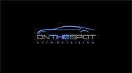 On the Spot Auto Detailing Logo - Entry #122