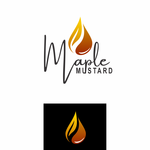Maple Mustard Logo - Entry #61