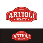 Artioli Realty Logo - Entry #95
