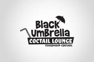 Black umbrella coffee & cocktail lounge Logo - Entry #157