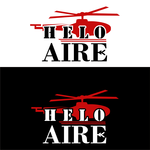 Helo Aire Logo - Entry #101