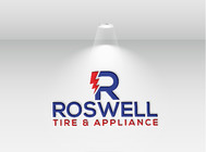 Roswell Tire & Appliance Logo - Entry #66