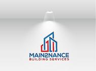 MAIN2NANCE BUILDING SERVICES Logo - Entry #144