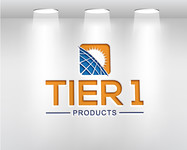 Tier 1 Products Logo - Entry #295