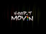 Keep It Movin Logo - Entry #232