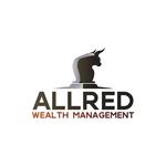 ALLRED WEALTH MANAGEMENT Logo - Entry #312