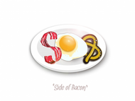Bacon Logo - Entry #66