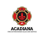Acadiana Fire Extinguisher Sales and Service Logo - Entry #164