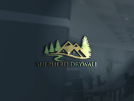 Shepherd Drywall Logo - Entry #365