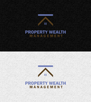 Property Wealth Management Logo - Entry #217