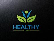 Healthy Livin Logo - Entry #571