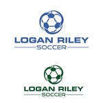 Logan Riley Soccer Logo - Entry #67