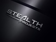Stealth Projects Logo - Entry #108