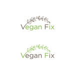 Vegan Fix Logo - Entry #83
