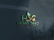 Hemp Seed Connection (HSC) Logo - Entry #72