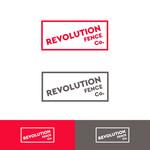 Revolution Fence Co. Logo - Entry #135
