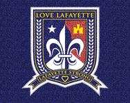 Love Lafayette Logo - Entry #16