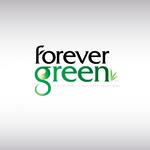 ForeverGreen Logo - Entry #90