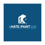 uHate2Paint LLC Logo - Entry #118