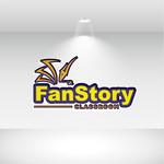 FanStory Classroom Logo - Entry #130