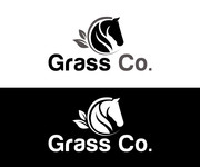 Grass Co. Logo - Entry #178