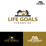 Life Goals Financial Logo - Entry #205