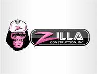 Zilla Construction, Inc Logo - Entry #72