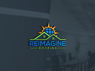 Reimagine Roofing Logo - Entry #75