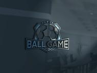 Ball Game Logo - Entry #52