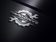 Hard drive garage Logo - Entry #161