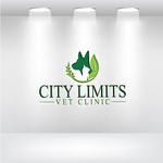 City Limits Vet Clinic Logo - Entry #14