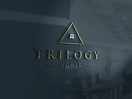 TRILOGY HOMES Logo - Entry #227