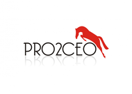 PRO2CEO Personal/Professional Development Company  Logo - Entry #18