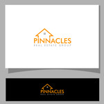 Pinnacles Real Estate Group  Logo - Entry #38