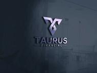 "Taurus Financial (or just ""Taurus"") Logo - Entry #418"