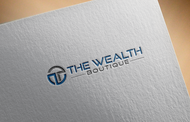 the wealth boutique Logo - Entry #29