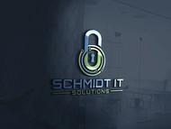 Schmidt IT Solutions Logo - Entry #19