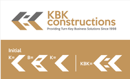 KBK constructions Logo - Entry #19