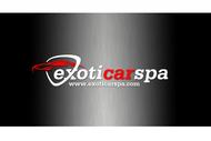 i need a logo for www.exoticarspa.com - Entry #85