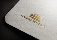 Hanko Fencing Logo - Entry #170