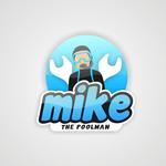 Mike the Poolman  Logo - Entry #60