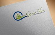 Green Wave Wealth Management Logo - Entry #188