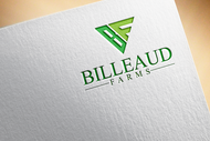 Billeaud Farms Logo - Entry #55