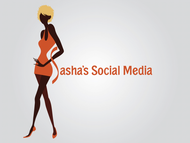 Sasha's Social Media Logo - Entry #126