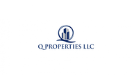A log for Q Properties LLC. Logo - Entry #12