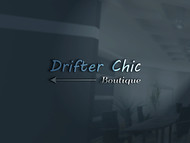 Drifter Chic Boutique Logo - Entry #53