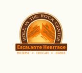 Escalante Heritage/ Hole in the Rock Center Logo - Entry #98
