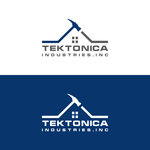 Tektonica Industries Inc Logo - Entry #54